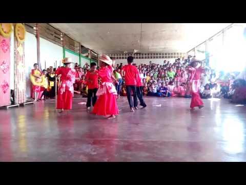 makabagong tugtog sa makalumang yugyog(Trinidad Elementary School @ Tagbina Surigao del Sur)
