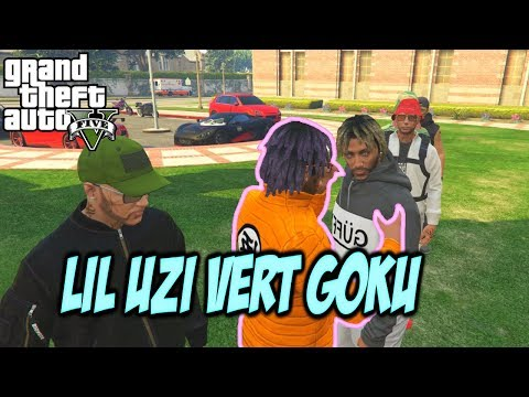 GTA 5 SAVAGE SCHOOL KIDS #3 (LIL UZI VERT GOKU)