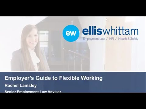 Employer's Guide to Flexible Working