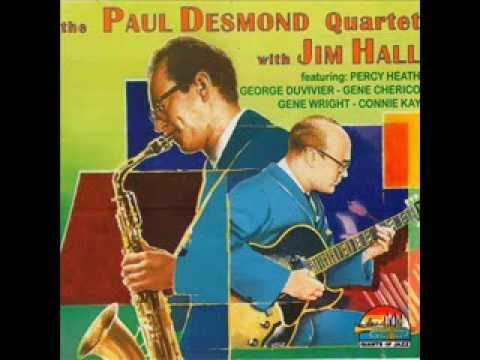 Paul Desmond Quartet  - Greensleeves
