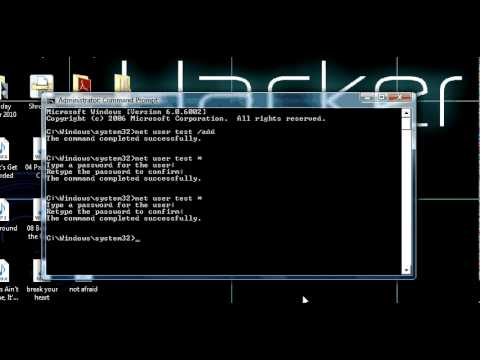 how to hack network system
