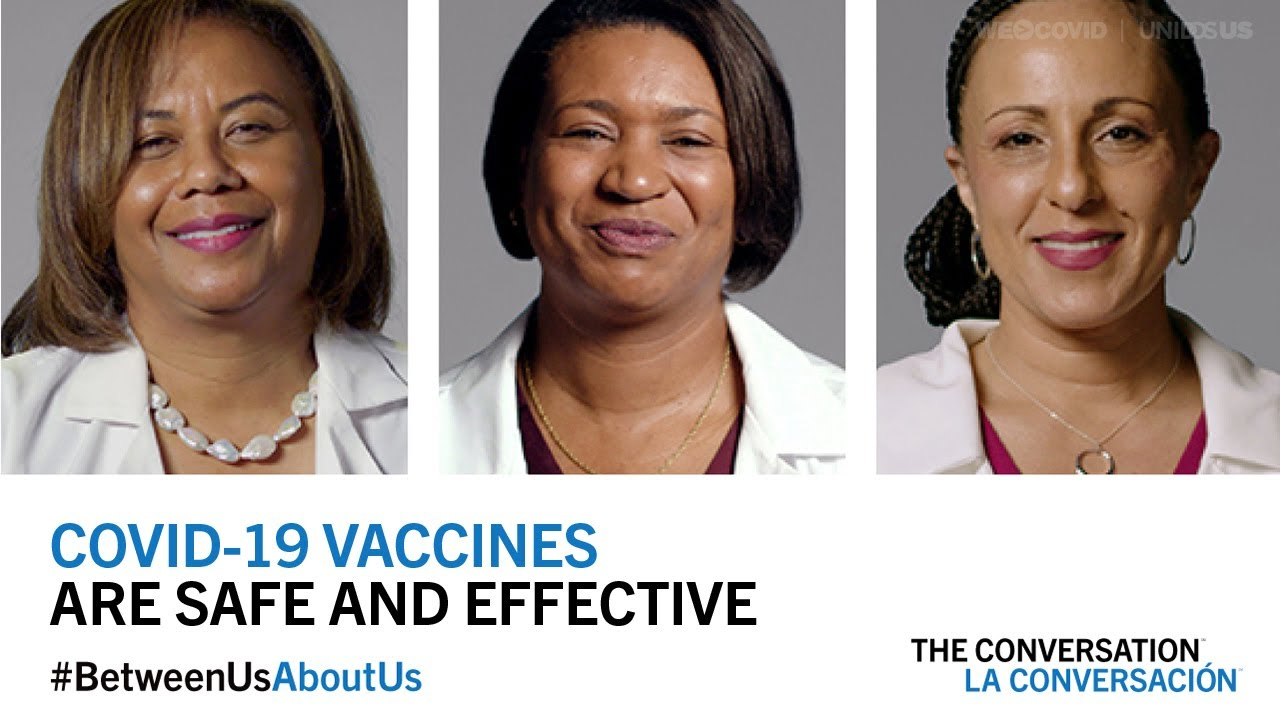 COVID-19 Vaccines Are Safe and Effective