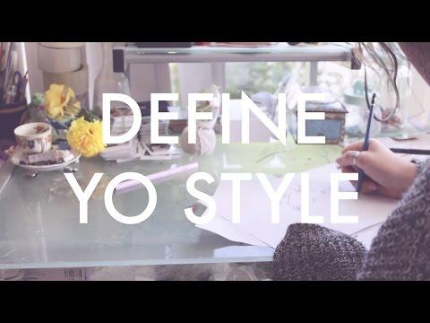 Define Yo Style