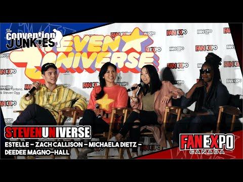 Steven Universe Cast: