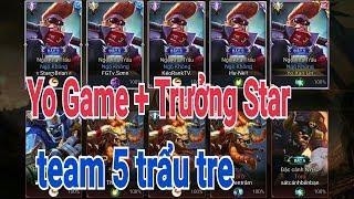 Troll Game - Trưởng Star Vs Yo Game Hóa Thân Vào Trẩu Tre Và Cái Kết Khắm   Yo Game
