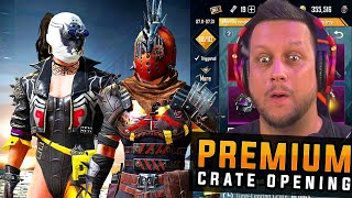 CAN WE GET A MYTHIC FROM THE PREMIUM CRATES?