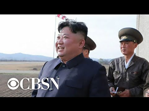 """North Korea test fires """"new-type tactical guided weapon,"""" state media says"""