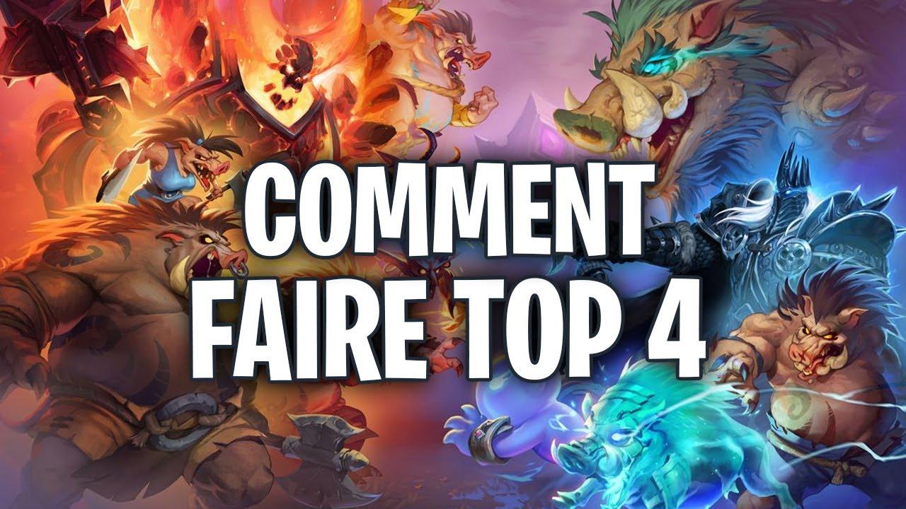 Download COMMENT FAIRE TOP 4 SUR BATTLEGROUNDS