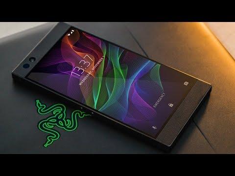 Játékosoknak szól   Razer Phone rövid bemutató