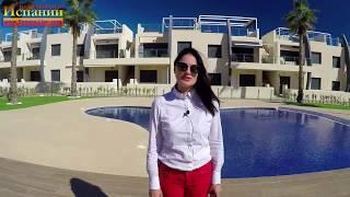 Продажа апартаментов в Испании на берегу моря, квартира в Испании недвижимость в Mil Palmeras