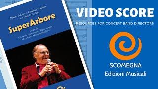 SUPERARBORE - Renzo Arbore, Claudio Mattone - arr. Donald Furlano