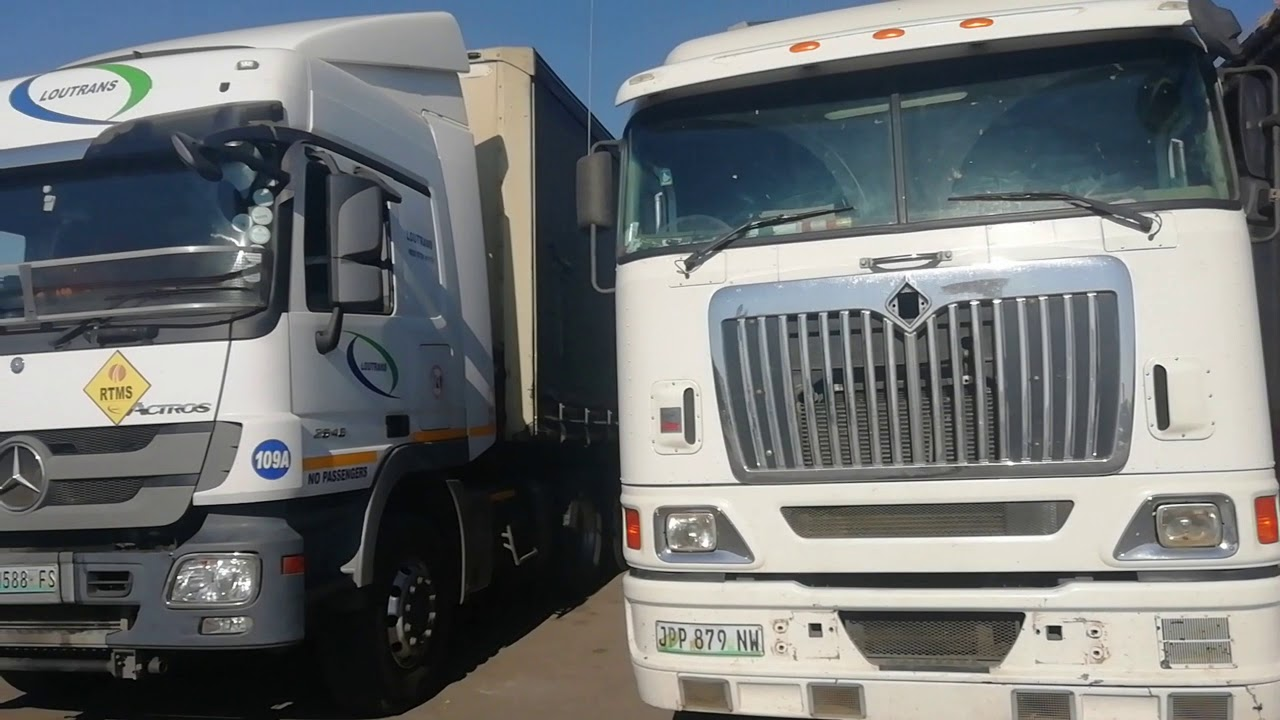 VIDEO: Six trucks hauled in for inspection | Estcourt and