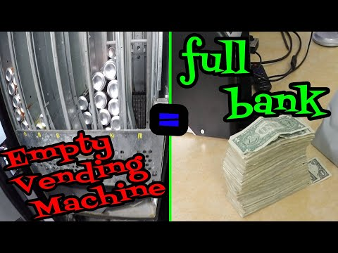**VENDING MACHINE BUSINESS COLLECTION DAY! | New Vending Machine  Location Broke A Record AGAIN!!**