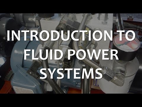 Introduction to Fluid Power Systems (Full Lecture)