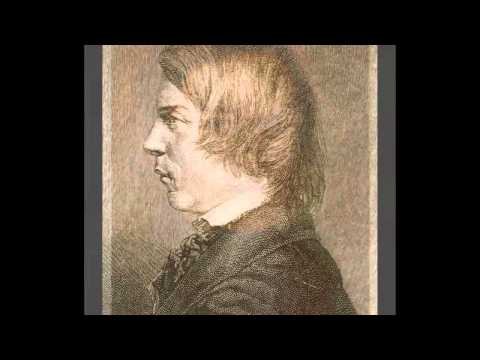 Robert Schumann Biography - Boston Symphony Classical Companion