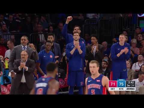 Stanley Johnson Full Game Highlight VS New York Knicks (11Points,8Rebounds)