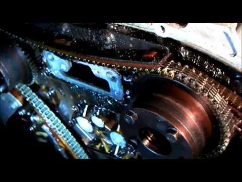 2002 Nissan Altima Qr25de 25 Knocking~ Timing Chain Tensioner