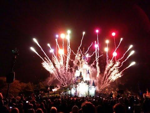 Disney Dreams! Of Christmas 2014 - Disneyland Paris