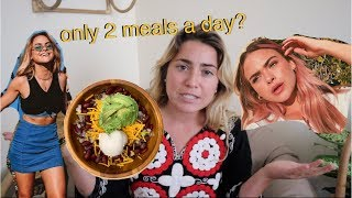 I TRIED FOLLOWING SUMMER MCKEEN'S WHAT I EAT IN A DAY (as a vegan!)