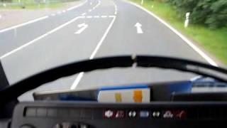 Mercedes-Benz 1632 unterwegs