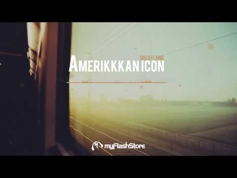 Joey Bada$$ type Hip Hop beat prod. by Gold Flame - Amerikkkan Icon @ the myFlashStore Marketplace