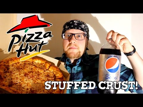 [ASMR] Pizza, Soda, And Stories With Dalton #15 - Pizza Hut Stuffed Crust - Hair Stories