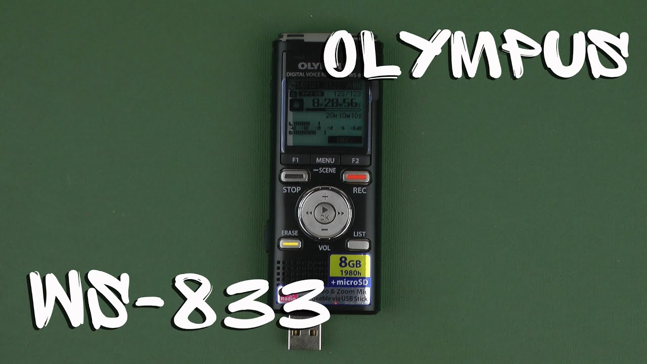 Transform everyday videos into memorable movies with the olympus ls-20m linear pcm recorder. The ls-20m makes it easy to capture high definition audio.