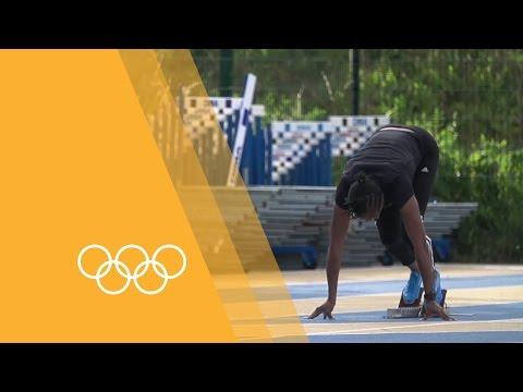 Ayodele Ikuesan on the Athlete Career Programme