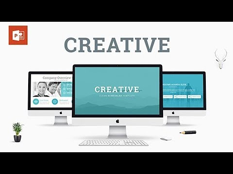 2018 creative powerpoint presentation templates youtube