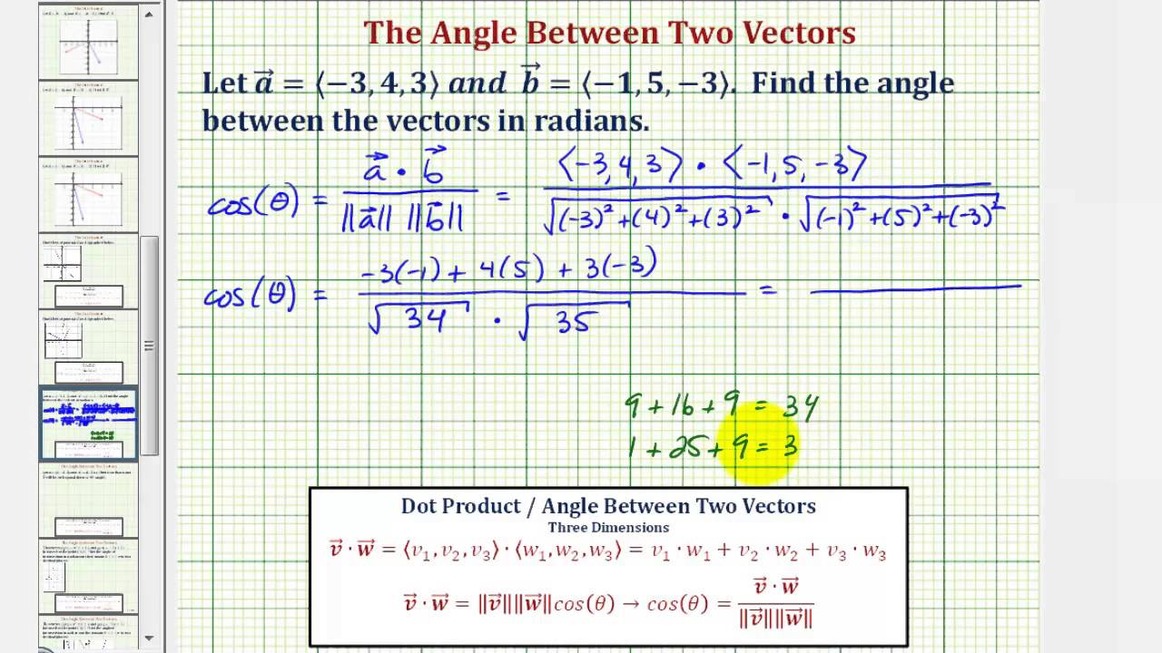 vectors how to find area with vertices