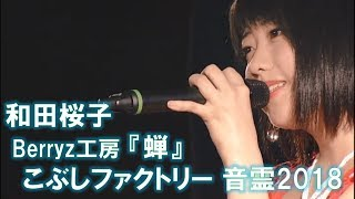 OTODAMA SEA STUDIO 2018 ~こぶし夏魂! ! ~ 2018/8/22@三浦海岸.