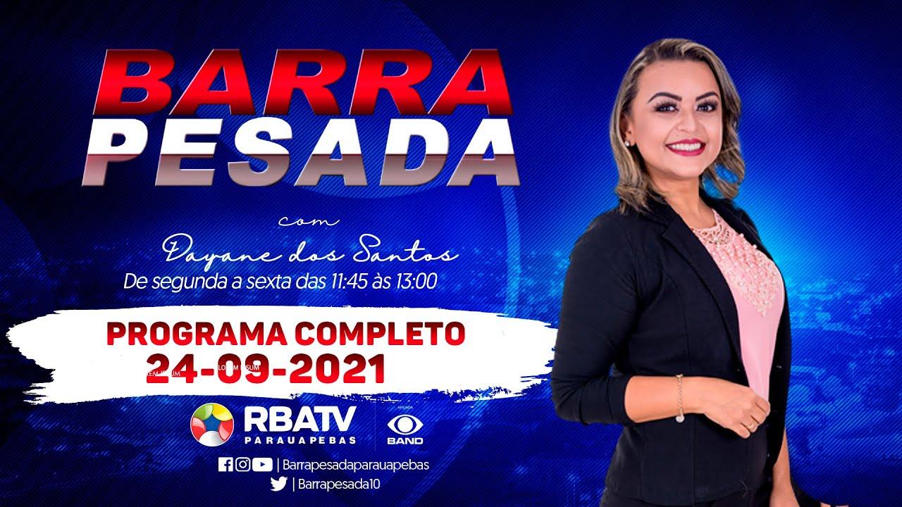 Barra Pesada Parauapebas 24-09-2021