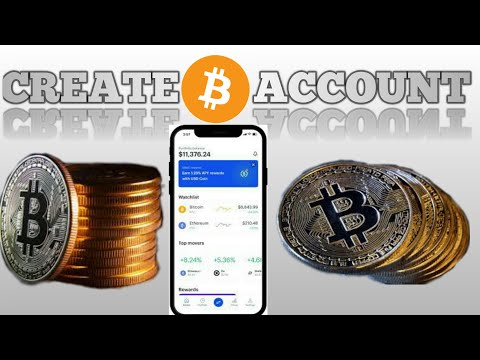 How To Create Bitcoin Account In PC/Mobile | 2020 |