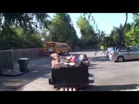Solomon Christian School | Garbage Behind My House Part 1 | June 10, 2015