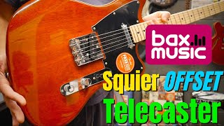 Squier By Fender Paranormal Offset Telecaster Review