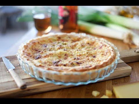 recette-:-la-tarte-aux-poireaux-de-julie