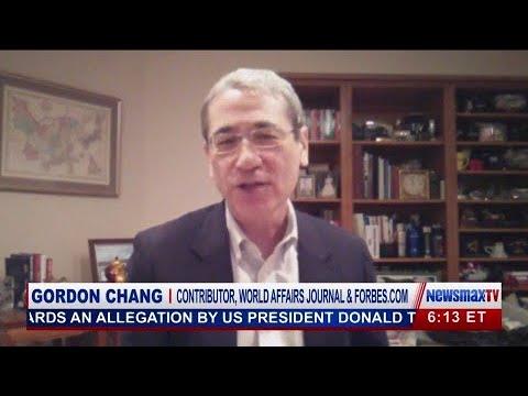 Gordon Chang On China