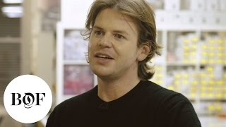 Creative Minds with Christopher Kane | The Business of Fashion