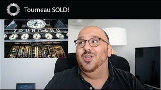 Tourneau SOLD - Bucherer Hits A HOME RUN! - Federico Talks Watches