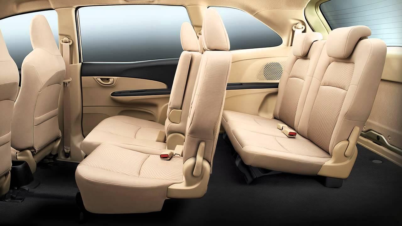 Honda Mobilio Car Interior Sliding 2nd Row Youtube