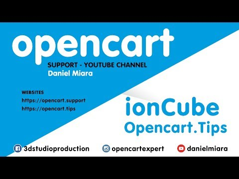 How to install ionCube loader