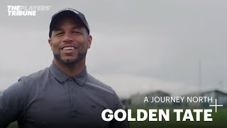 Golden Tate Journeys to Ireland For Lifelong Golf Dream   The Players' Tribune