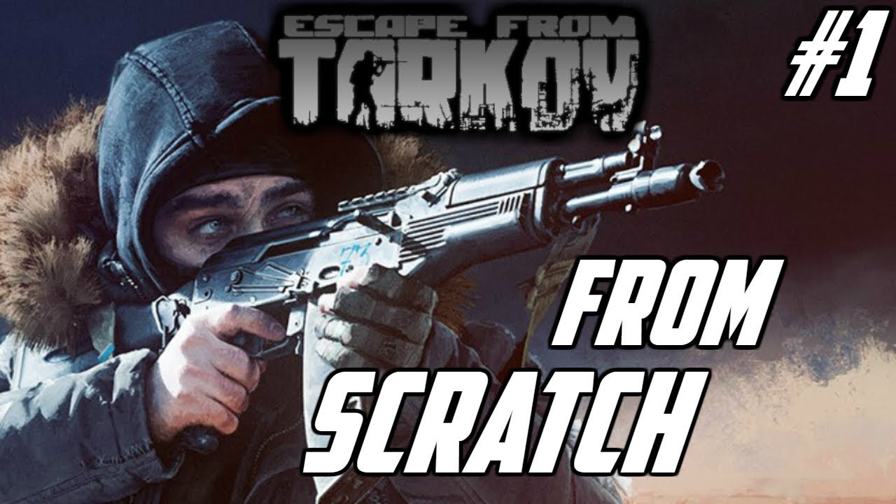 RESET THE ACCOUNT!@! | Escape from Tarkov From Scratch Ep  #1