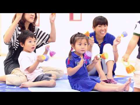 Official Gymboree Play & Music Japan Video