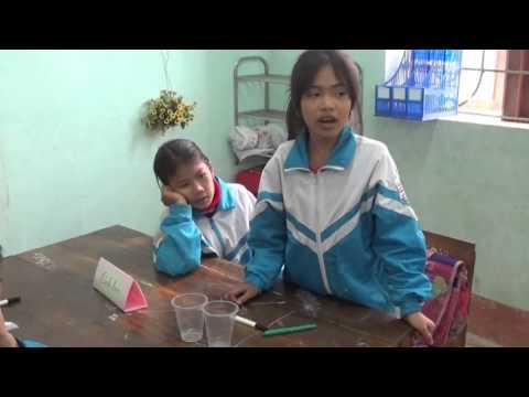 Tiết day theo Phương pháp bàn tay nặn bột, trường tiểu học Quỳnh Sơn, Yên Dũng, Bắc giang