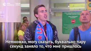 Легкоатлет Шубенков рассказал, как чувствовал себя в нейтральном статусе на ЧМ в Лондоне