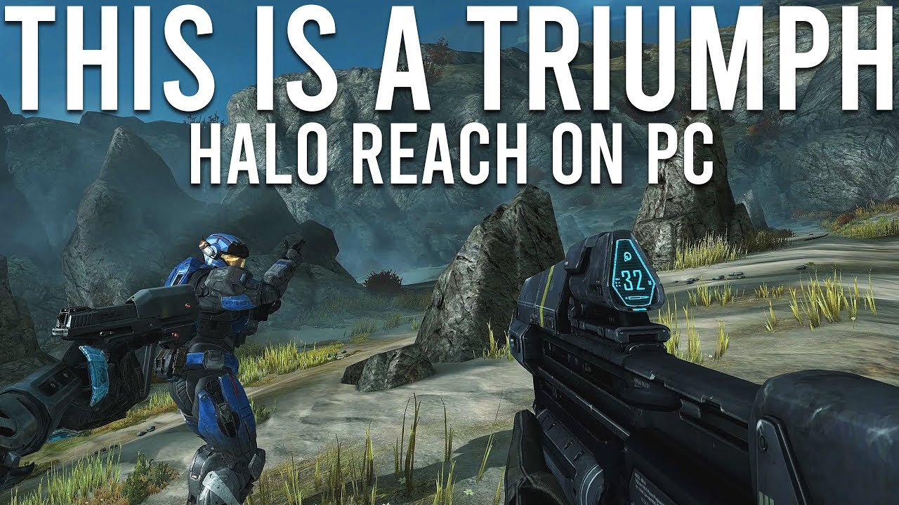 Halo Reach en PC es un triunfo + vídeo