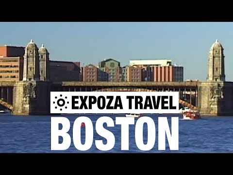 Boston (USA) Vacation Travel Video Guide
