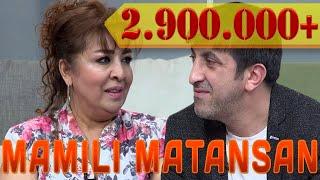 Oqtay Kamil və Samirə - Mamılı matansan (CANLI MEYXANA)