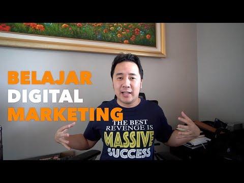 Bagaimana Mulai Belajar Digital Marketing di DigitalMarketer id | DennySantosoTV EP29